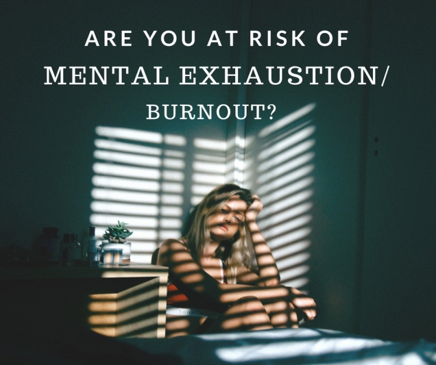 Are You at Risk of Burnout